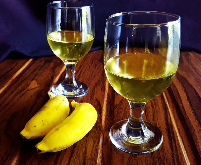 Banana Wine