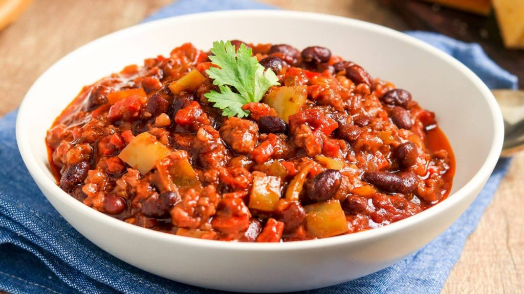 Bobby Flay Beef Chili recipe