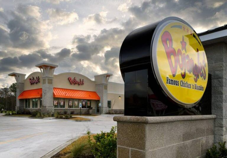 Bojangles' Famous Chicken 'n Biscuits store
