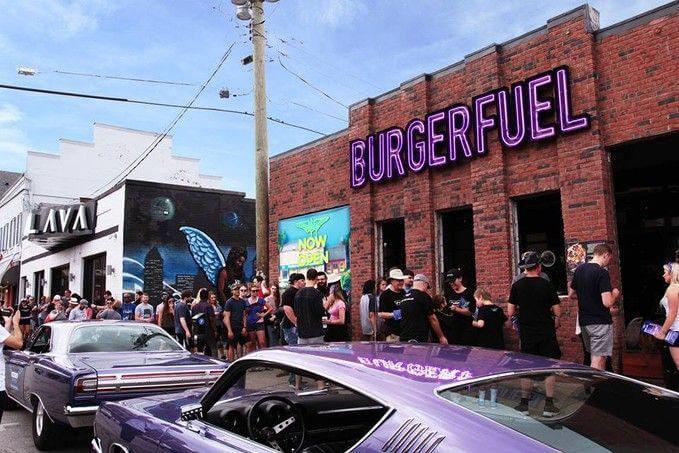 Burger Fuel Franchise