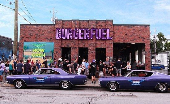Burger Fuel Store