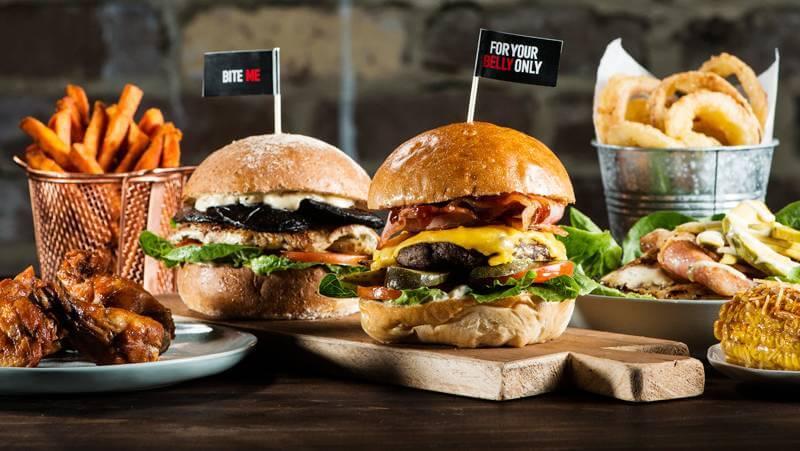 Burger Urge Food