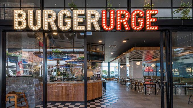 Burger Urge store