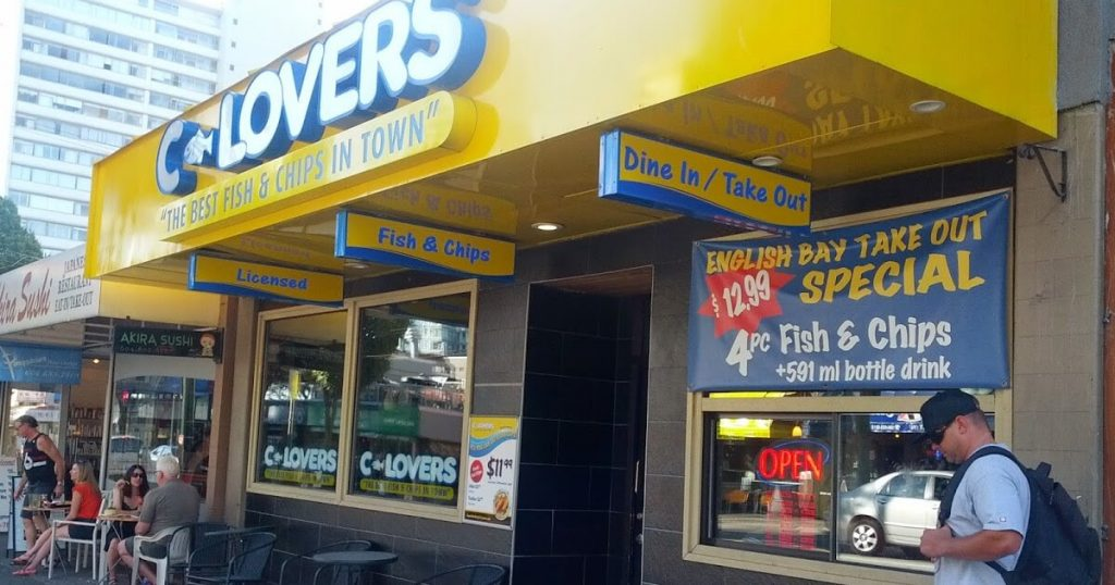 C-Lovers Fish and Chips franchise
