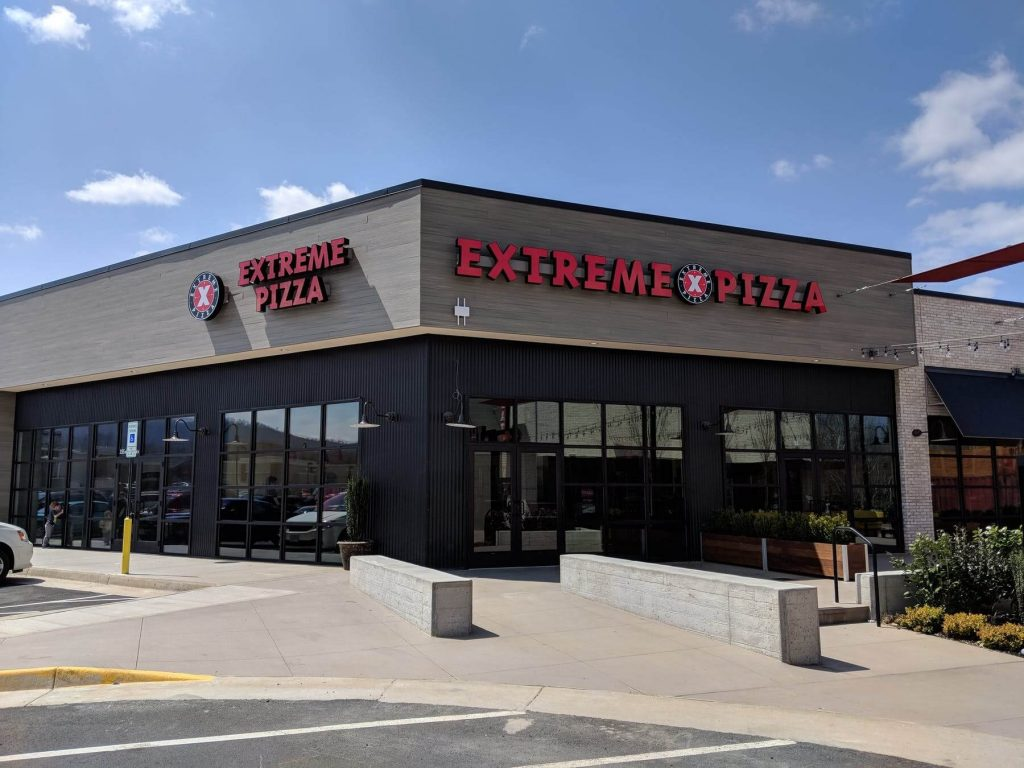 Extreme Pizza store