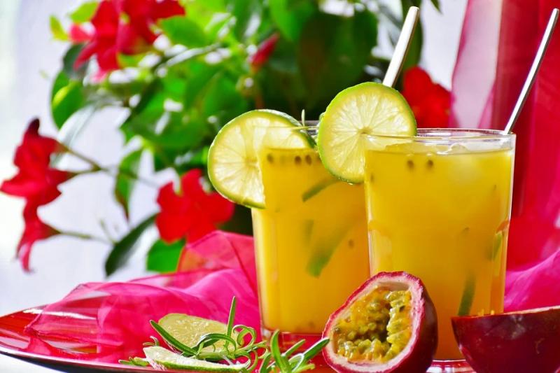 Fruit Spritz recipe