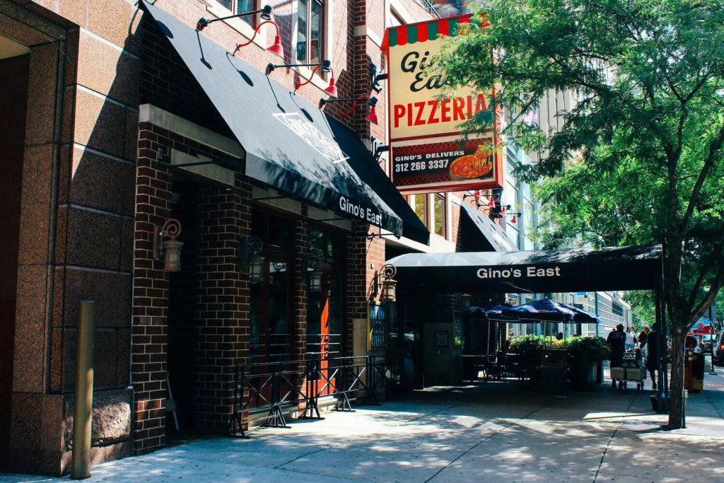 Gino's East store