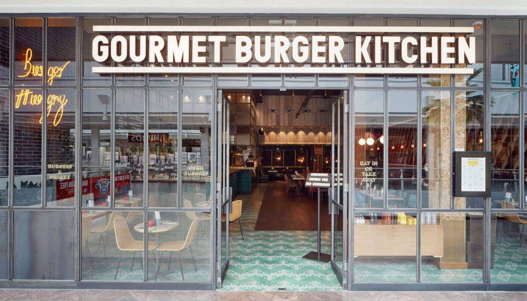 Gourment Burger Kitchen