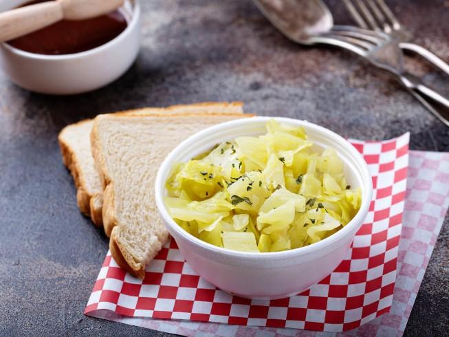 Mama's Cabbage recipe