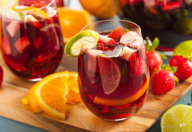 Sangria Recipe