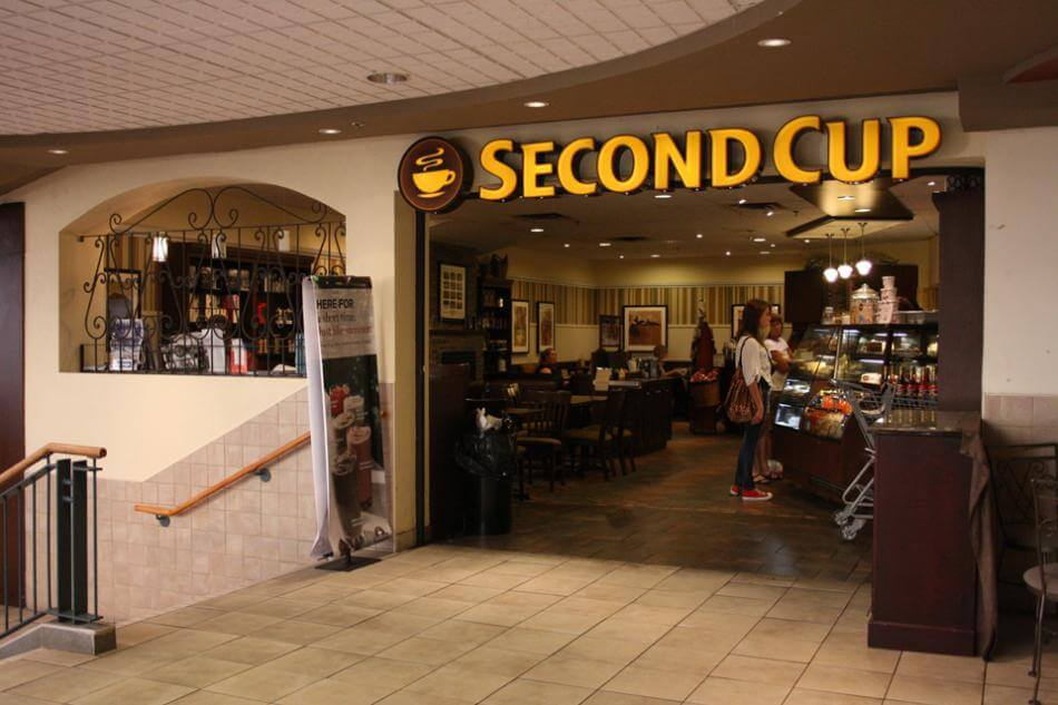 Second Cup Cafe Franchise