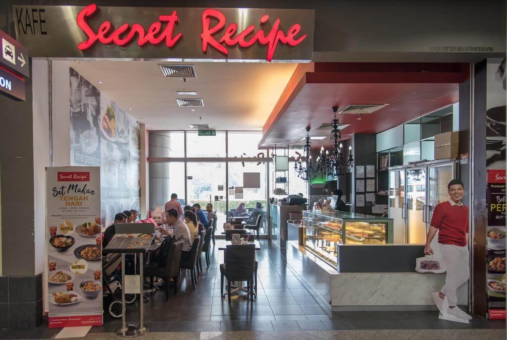 Secret Recipe Franchise