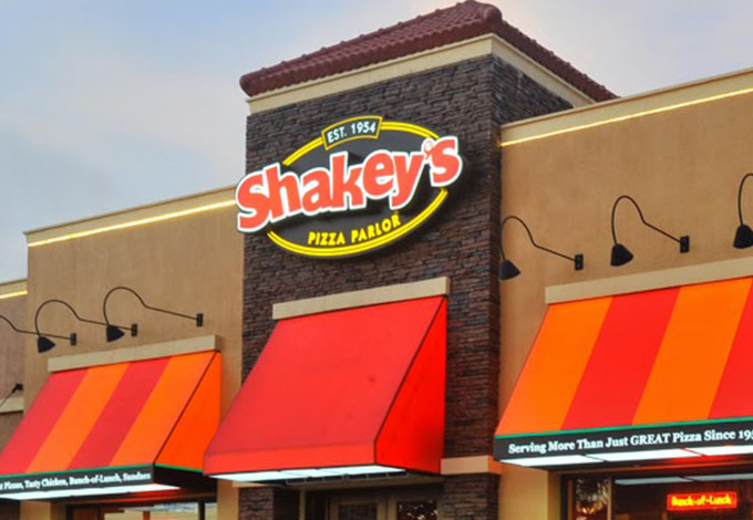 Shakey's Pizza franchise