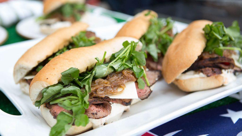 Tri-Tip Sandwiches recipe