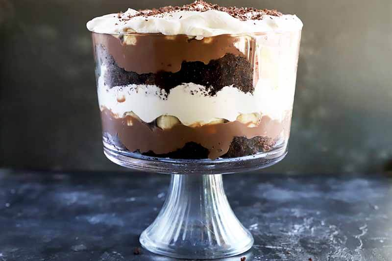 Chocolate Trifle Bowl recipe