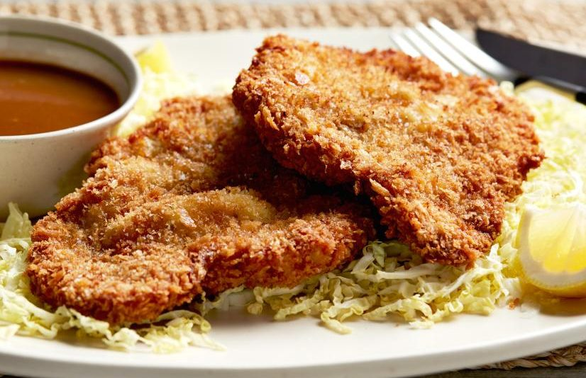 Pork Panko Recipe