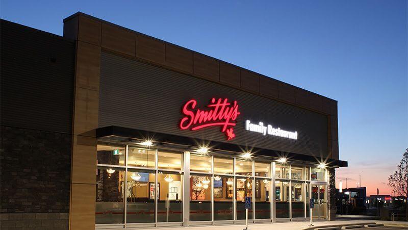Smitty's Family Restaurant Franchise