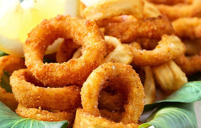 Calamari Fritti recipe