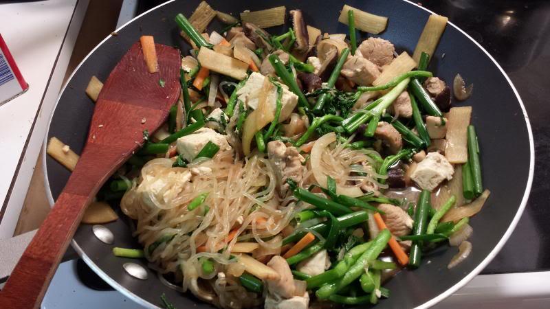 Chicken Hekka recipe