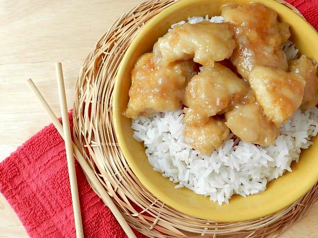 Chinese Coconut Chicken recipe