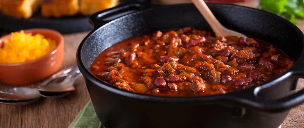 Flatlander Chili recipe