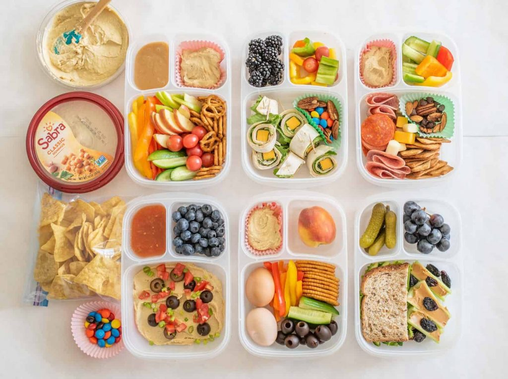Lunch Box Ideas for Students with Food Allergies