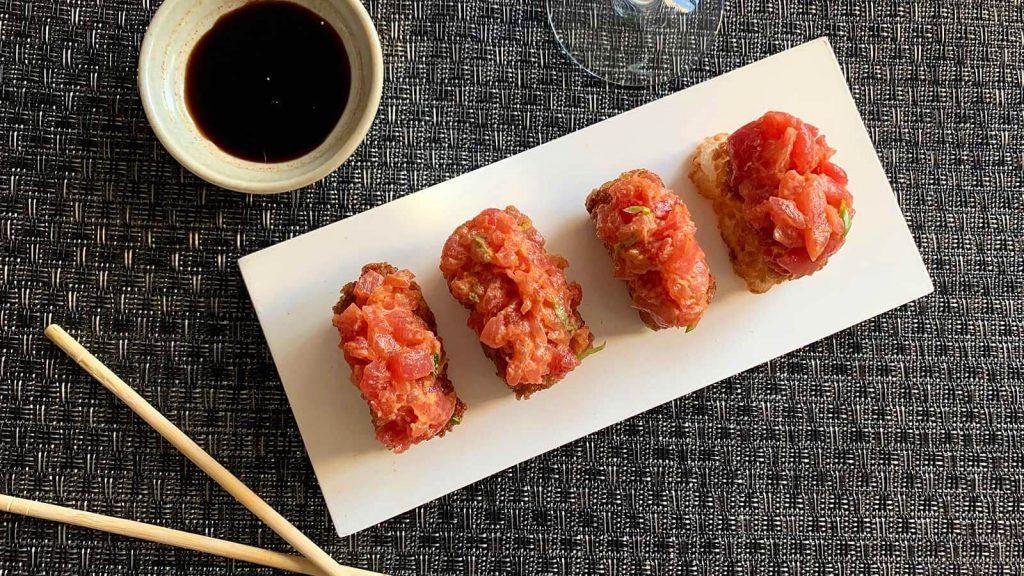 Spicy Tuna Rice
