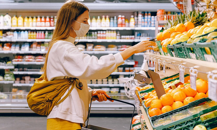 Students to Save On Organic Foods