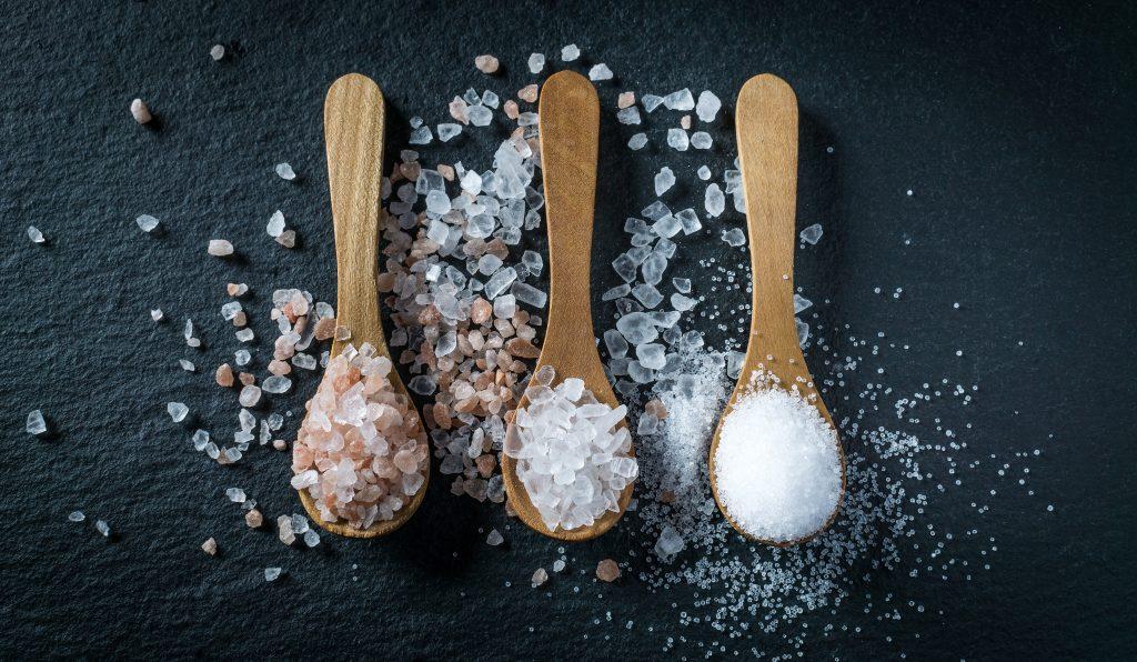 Salt Brings Flavour