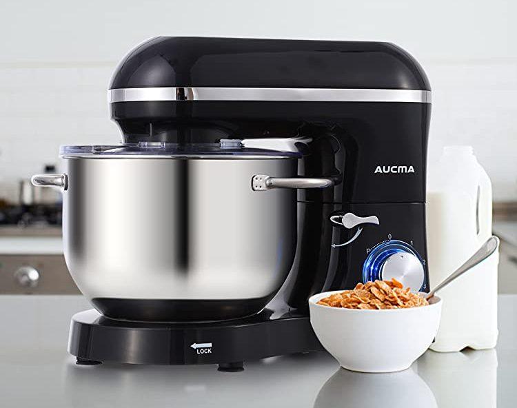 Aucma Stand Mixer, 6.5-QT
