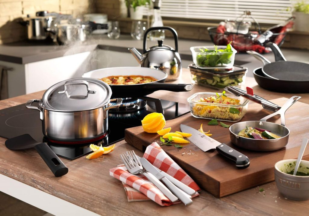 Cookware for Vegetarian Recipes