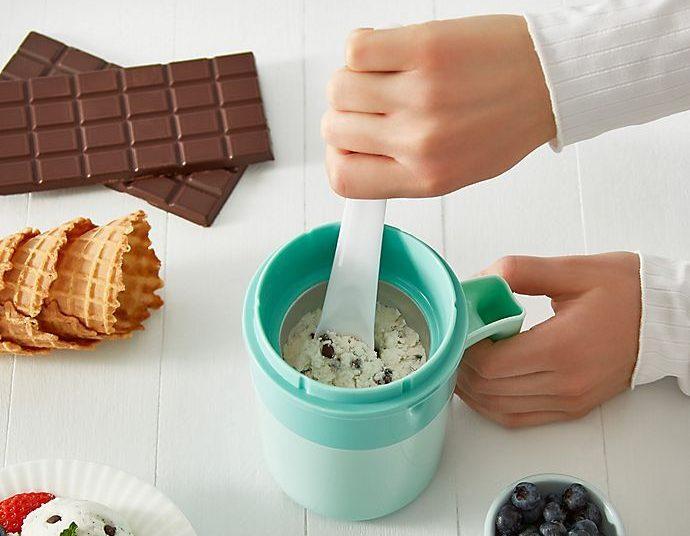 DASH My Pint Electric Ice Cream Maker Machine