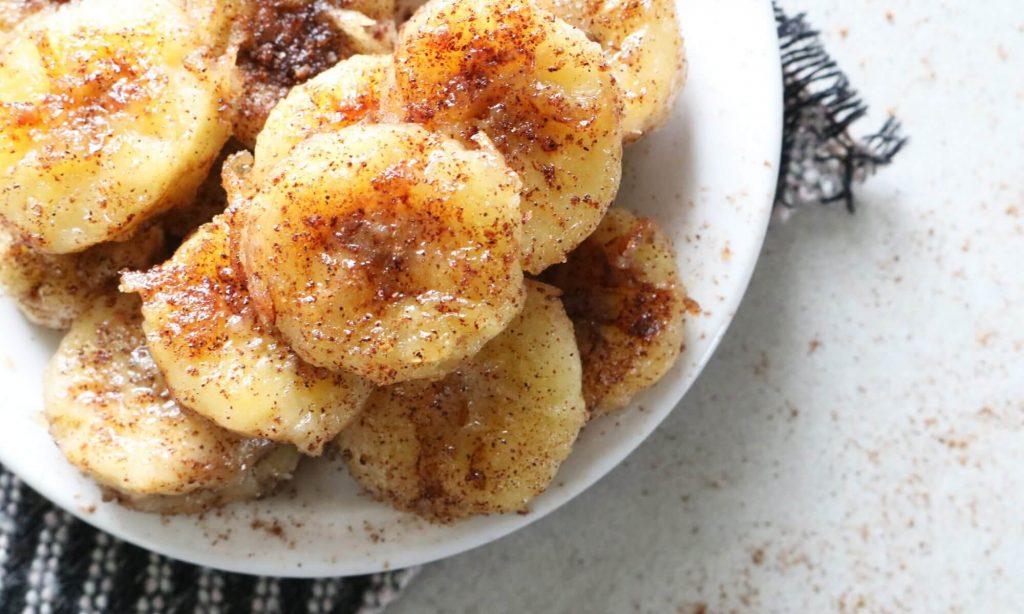 Fried Bananas recipe