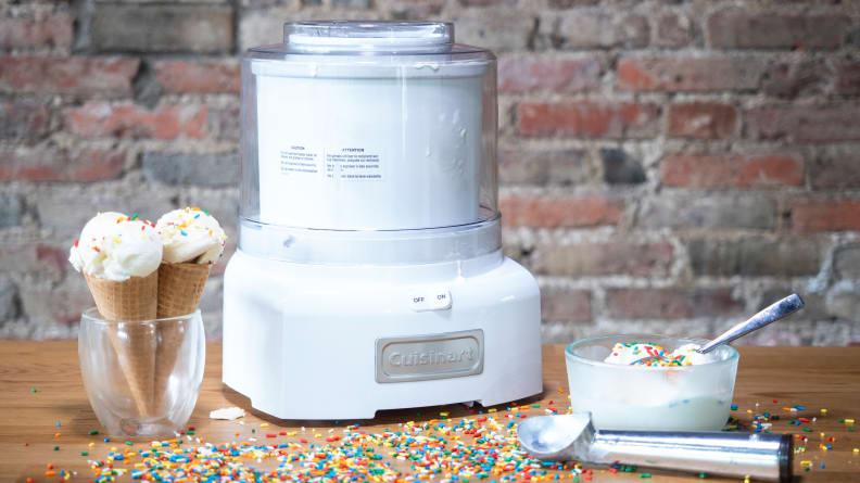 ICE-21 1.5 Quart Ice Cream Maker