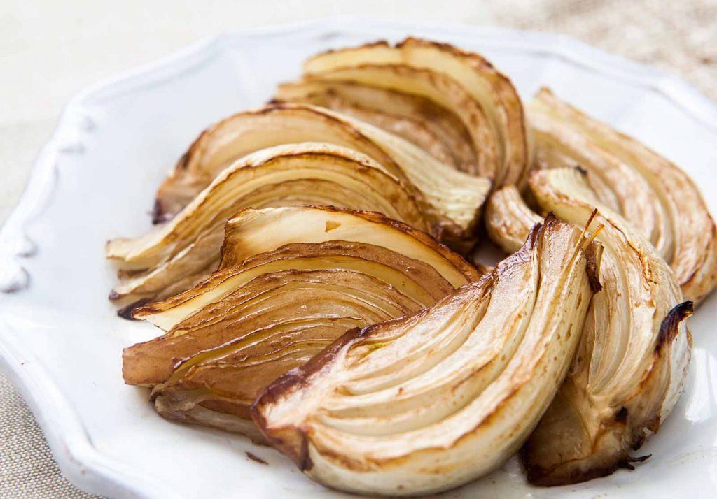 Roasted Fennels