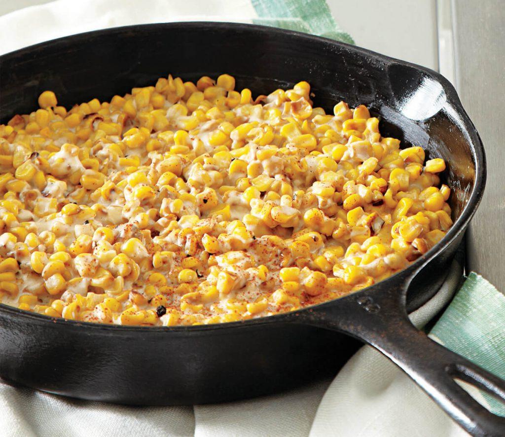 Stewed Corn