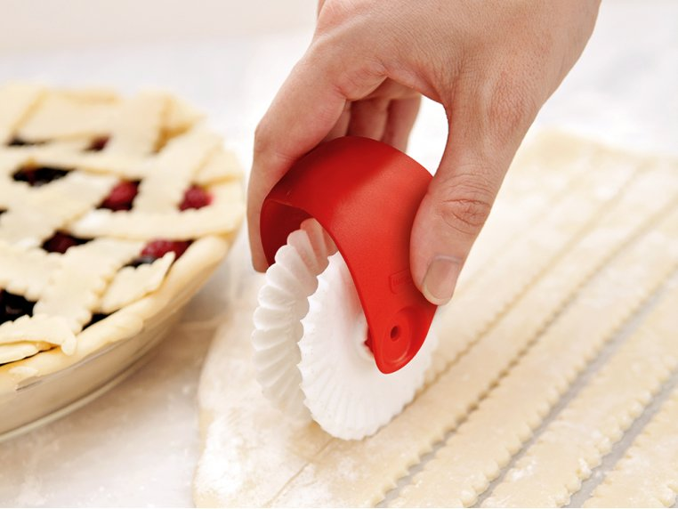 Talisman Designs Talisman Pastry Wheel Pie Crust Decorator