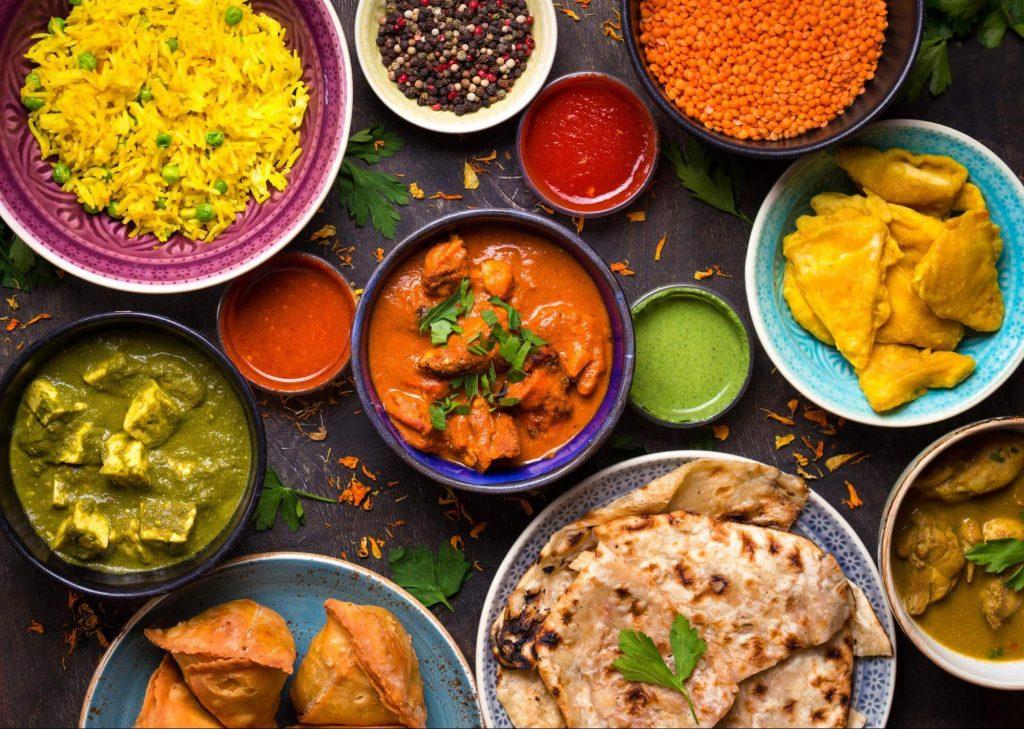 Top India recipes