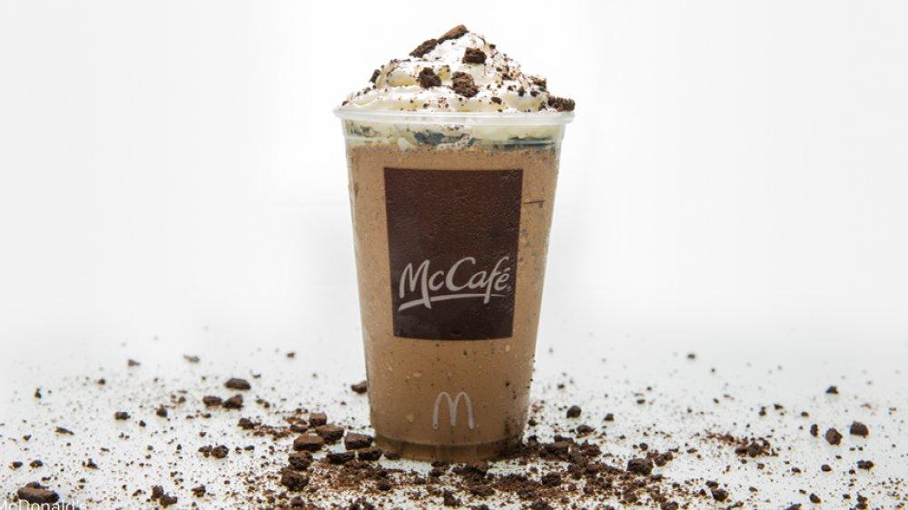 McDonald's Caramel Frappe Recipe