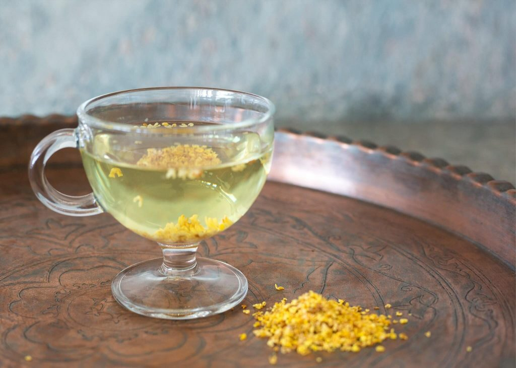 Osmanthus Tea