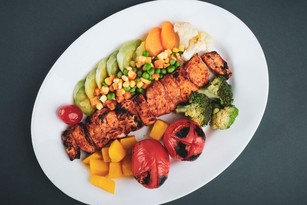 High protein Meals for Weight gain