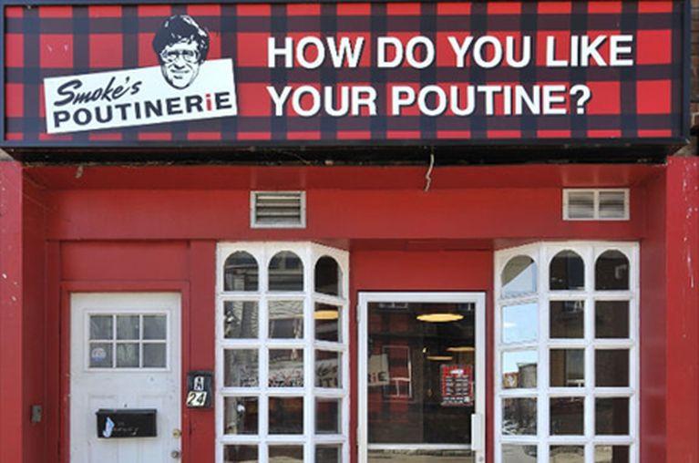 Smoke's Poutinerie Franchise